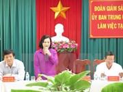 Proponen celebrar elecciones adelantadas en distrito isleño de Truong Sa