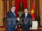 Presidente vietnamita pide aumentar cooperación con provincia rusa de Primorie