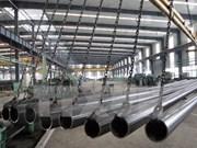 Empresas vietnamitas no realizan venta antidumping de acero al mercado turco