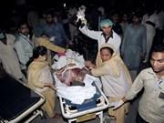 Vietnam extiende condolencias a Pakistán por ataque suicida