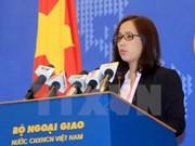 Vietnam felicita a nuevo gobierno de Myanmar, dice vocera adjunta
