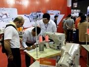 Abierta en Vietnam exposición internacional de industria textil