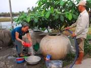 Bélgica cooperará con Delta del Mekong en tratamiento de aguas residuales