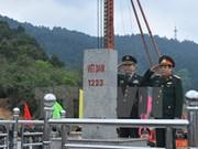 Intercambio amistoso de defensa fronteriza Vietnam – China resulta exitoso