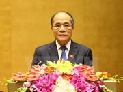 Diputados satisfechos con desempeño del presidente del parlamento