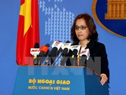 Actividades unilaterales en entrada del Golfo de Bac Bo deben evitarse