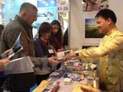 Vietnam realiza promoción turística en Ucrania
