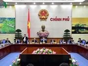 Gobierno y Frente de la Patria de Vietnam evalúan la coordinación bilateral