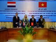 Ciudad Ho Chi Minh y Holanda cooperan en respuesta a cambio climático