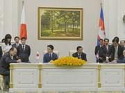 Japón ofrece asistencia de 182 millones de dólares para Camboya