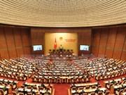 Parlamento analiza plan de desarrollo socioeconómico en próximo quinquenio