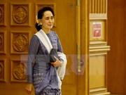 Partido gobernante en Myanmar propone nuevo cargo para Aung San Suu Kyi