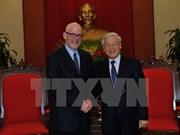 Impulsan Vietnam y Estados Unidos relaciones partidistas