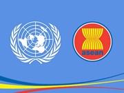 Secretariados de ASEAN y de ONU intensifican colaboración