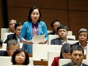 Parlamento vietnamita debate planes socioeconómicos para nuevo mandato