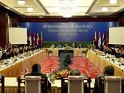 Efectúan en Vietnam conferencia de Asociación Jurídica de ASEAN