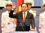 Tran Dai Quang elegido como presidente de Vietnam