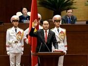 Electores vietnamitas expresan su confianza en nuevo presidente