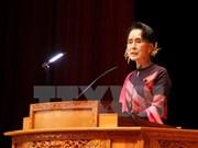 Myanmar: Presidente propone el cambio de cargos de Aung San Suu Kyi