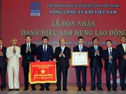 Viceprimer ministro vietnamita destaca importancia de industria petrolera