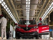 Renault ayuda a Hanoi en protección del medio ambiente