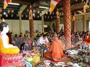 Llaman a khmeres coadyuvar a progreso nacional en ocasión de fiesta tradicional