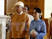 Parlamento de Myanmar aprueba nominaciones a gabinete gubernamental