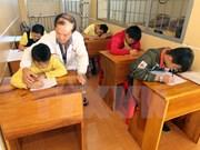 Partido Comunista de EE.UU. apoya a víctimas vietnamitas del agente naranja
