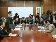 Vietnam y Egipto por aumentar intercambio de experiencias en inspección