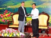 Australia respalda a provincia vietnamita en su desarrollo socioeconómico
