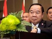 Elecciones generales en Tailandia tendrán lugar en 2017, asegura viceprimer ministro