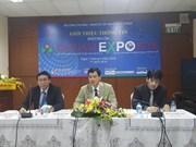 Vietnam Expo 2016 persigue fomentar conectividad económica internacional