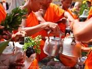 Felicitan a la Embajada de Camboya en Vietnam por fiesta de Chol Chnam Thmay