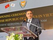 Abren en Ciudad Ho Chi Minh Consulado General de Chipre