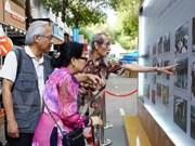 Fotos relatan vida de ciudadanos vietnamitas en Francia