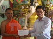 Comunidad de khmer en Vietnam promueve construcción nacional