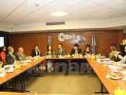 Empresarios argentinos interesados en el mercado vietnamita