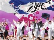 Organizan festival japonés Hanami en Da Nang