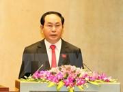 Dirigentes mundiales felicitan a nuevos líderes de Vietnam