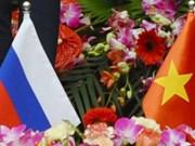 Vietnam y Rusia sostienen encuentro de intercambio deportivo