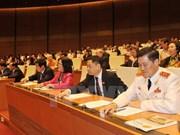 Parlamento adopta proyecto de ley sobre tratados internacionales