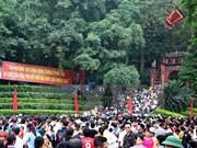 Rinden tributo a fundadores de la nación vietnamita