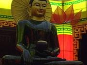 Llega a Hai Phong estatua de Buda de jade más grande del mundo