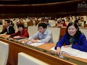 Adoptan proyecto de ley sobre firma y aplicación de tratados internacional