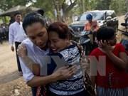 Myanmar libera a 61 presos políticos