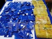 Eliminado eslabón de cadena transnacional de narcotráfico