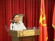 Vietnamitas en Malasia reafirman su adhesión a la defensa de soberanía nacional