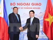 Vietnam y Filipinas reafirmaron rol de ley internacional en asuntos marítimos