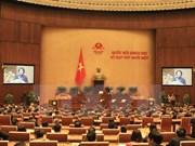 Informan en Vietnam sobre resultados de sesiones parlamentarias