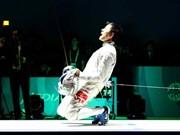 Esgrima eleva a once boletos de Vietnam a Rio 2016